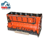 6HK1 Diesel Engine 8-98005408-0 Cylinder Block for ZX330 Hitachi Spare Parts
