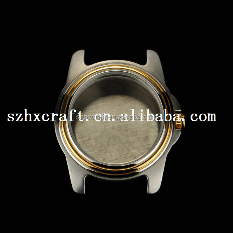 45mm Watch Parts Cases Custom China Made Stainless Steel Case