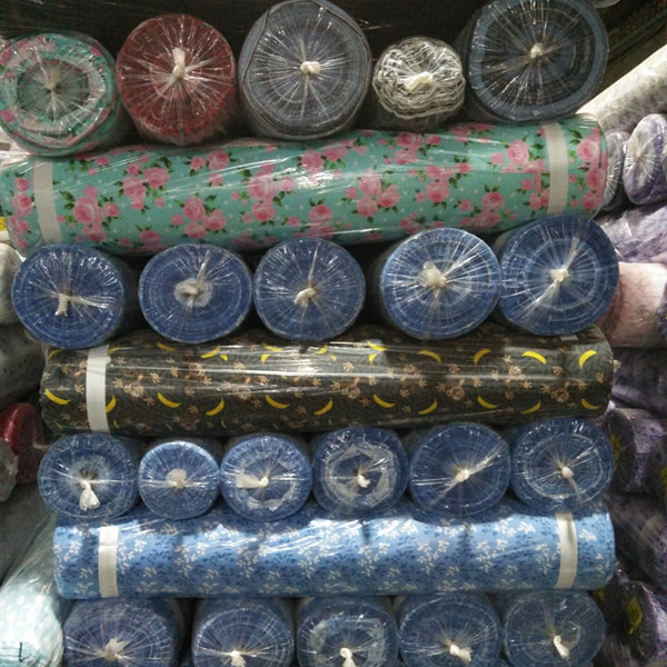 wholesale soft linen and cotton mix fabric 190gsm in zhejiang ready in stock