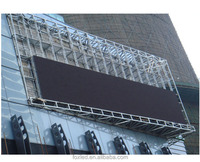 alibaba VIP Manufacture Foxgolden p16 outdoor advertising led screen prices