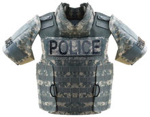 Lightweight mens personal concealable protective clothing police bullet proof jacket vest