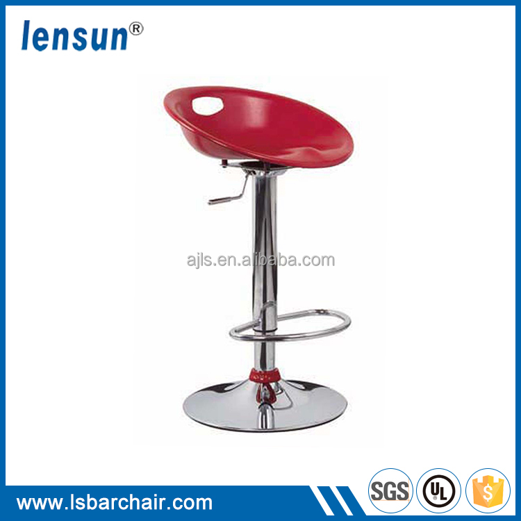Perfect Design Industrial Portable ABS Bar Chair