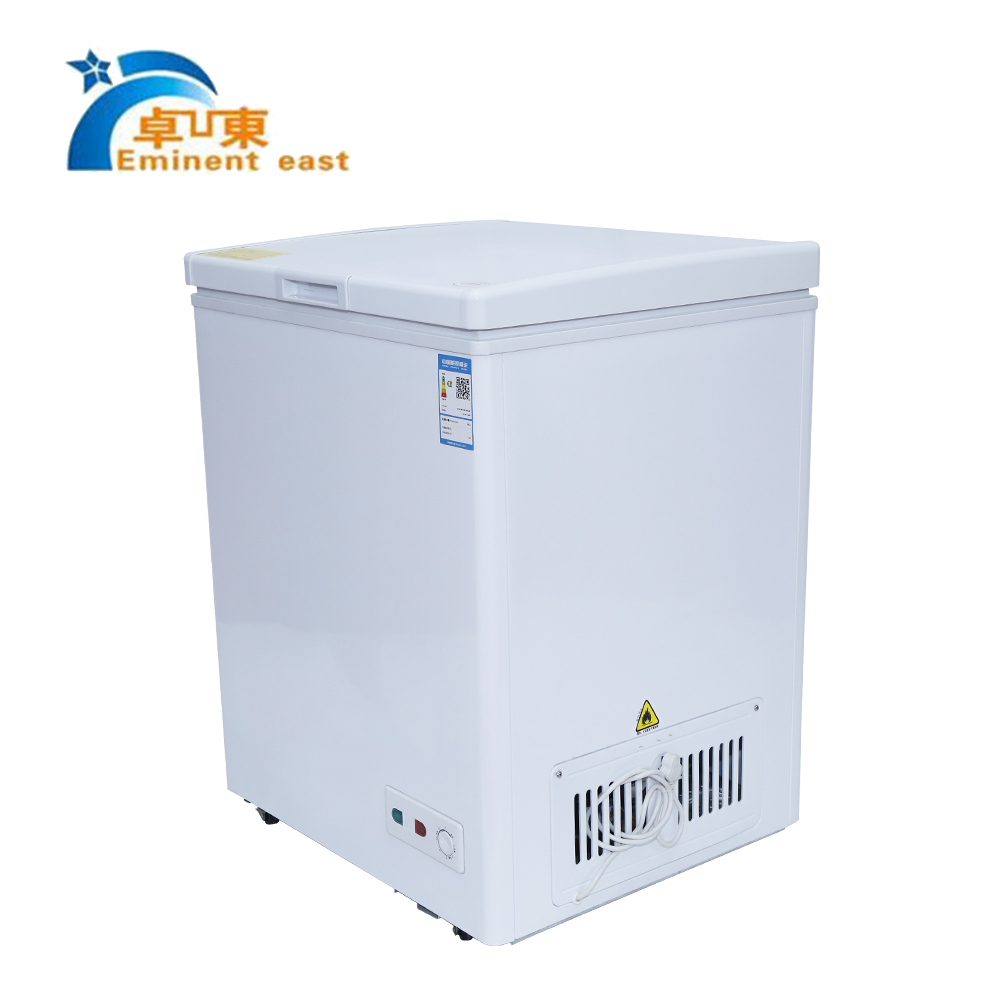 100 Liter Small Portable Deep Freezer With Wheels Buy Chest Box Wheelssmall Freezerdeep Product On