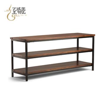 Simple Led Tv Stand Wood Cabinet Rack Design Modern Living Room Mr