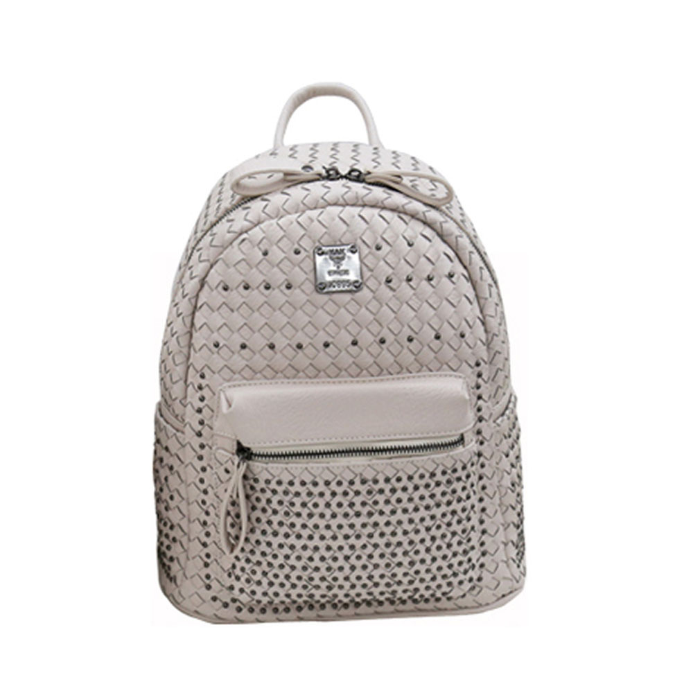 4bde2db1047 Get Quotations · Genuine Leather Women Backpack,Women Leather Bags,Travel Hiking Laptop  Rucksack School