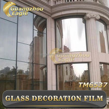 Super Waterproof Household PVC Durable Artscape Static Window Film
