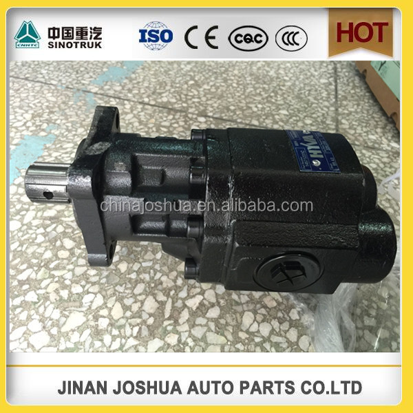 China spare parts 14571231C hydraulic pump for HOWO dump <strong>truck</strong>