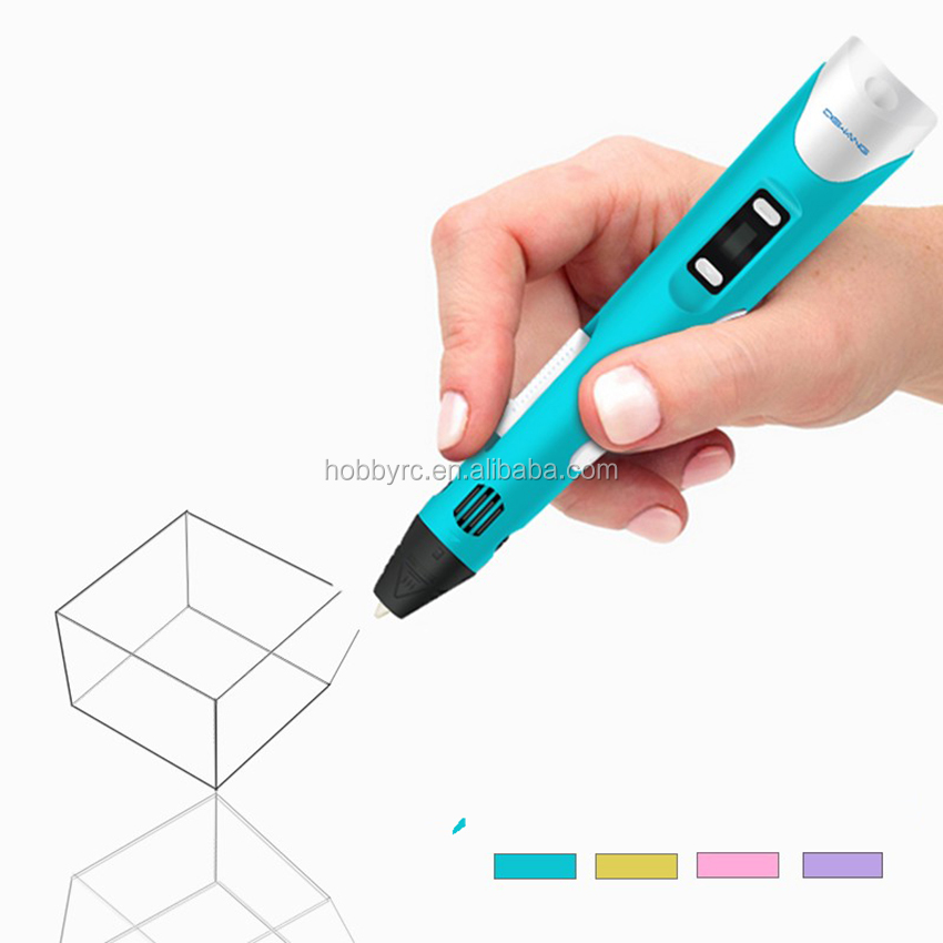 Myriwell PCB 3D Palstic digital 3d art drawing pen