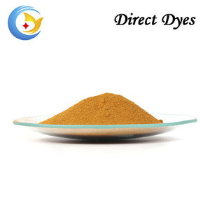 Direct Yellow 11 150% Direct Dyes for Leather Suede Shoe Dye