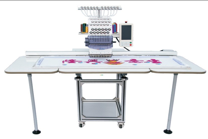 Low price single head bead embroidery machine for
