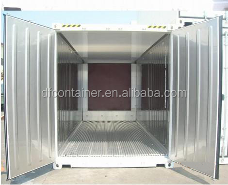20ft 40' HC ISO shipping reefer container CSC certificate ISO 668 special design