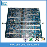 Fr4/g10 Pcb Electric Scooter Pcba Printed Circuit Board Usb Sd Mp4 ...