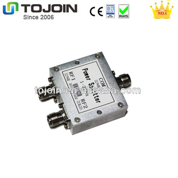 Tojoin Gps 2-way Power Splitter Rf Splitter Combiner With Pretty  Competitive Price - Buy Gps Power Splitter,Rf Splitter Combiner,2 Ways  Power Splitter