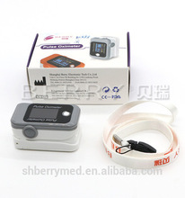 High quality custom finger pulse oximeter bluetooth family use