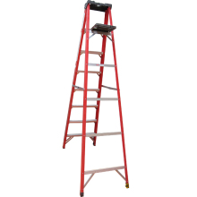 Insulation Easy Store Movable Wide Step Ladder