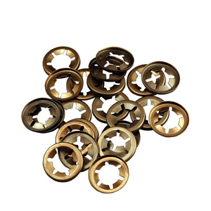 OEM ODM Cheap Metal Starlock Clamping Washer, Star Lock Washer Of Different Types Manufacturer