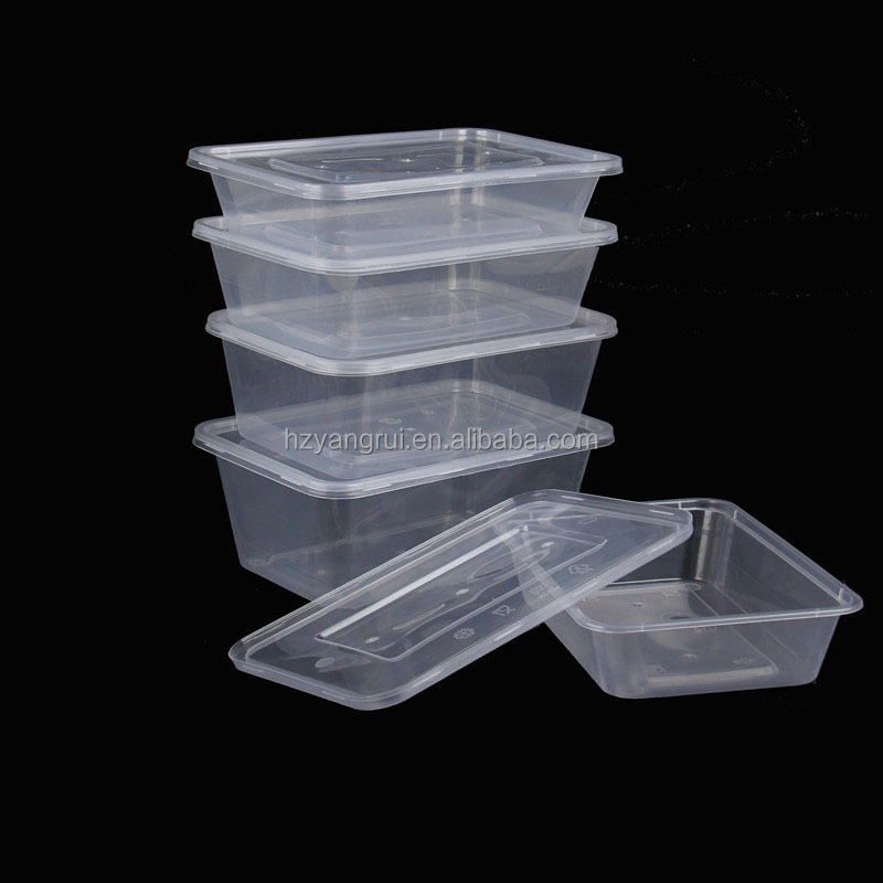 Disposable Takeaway Food Container