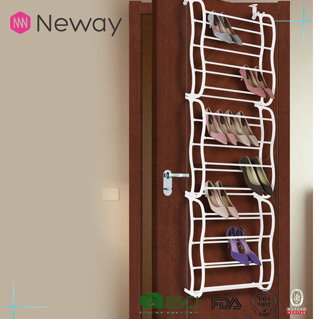 Professional Outdoor Shoe Rack Metal Shoe Rack