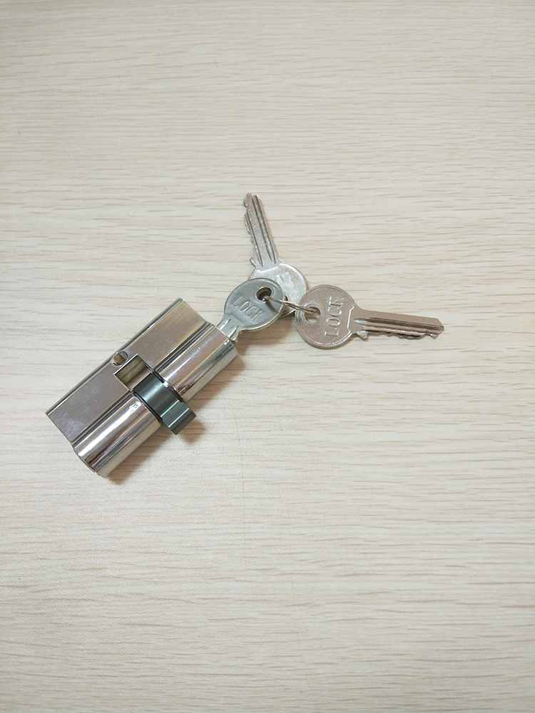 security aluminum wooden gate door mortise cylinder latch lock body
