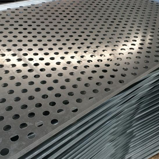 304 Stainless Steel Screen Sieve 3//32 inch Hole 20 Gauge 9 X 12 inch Perforated