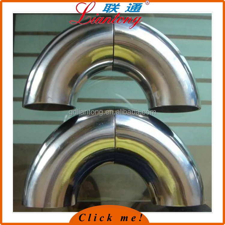 Manufacturer full sizes welded Stainless Steel Pipe Fitting/Elbow,Tee,Reducer,Cap,Flange,Pipe,Tube