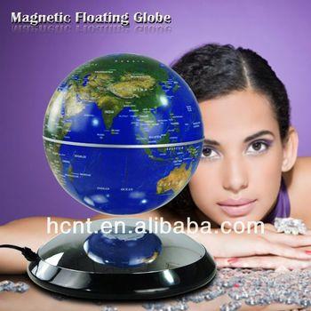 New Technology! Promotion Christmas Gift For Globe,Anti-gravity Lighting  Decorative Globes - Buy Anti-gravity Lighting Decorative  Globes,Anti-gravity