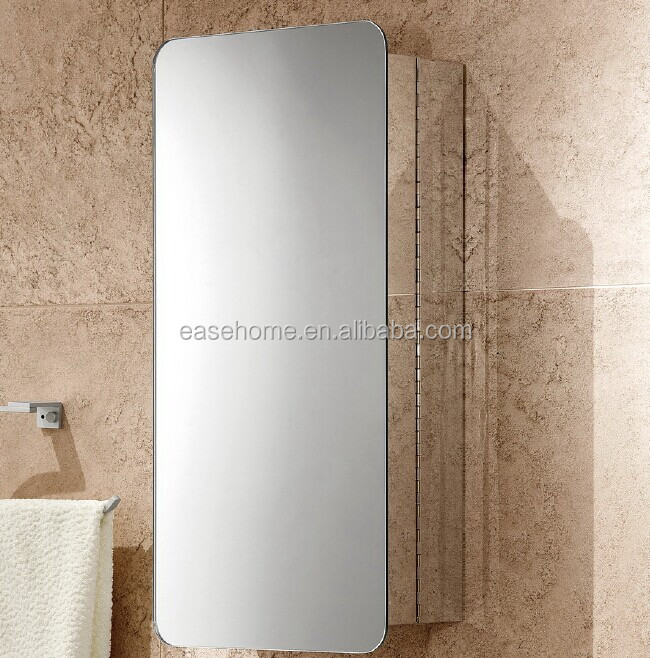 Bathroom Mirrors And Washbasin Suction Mirror