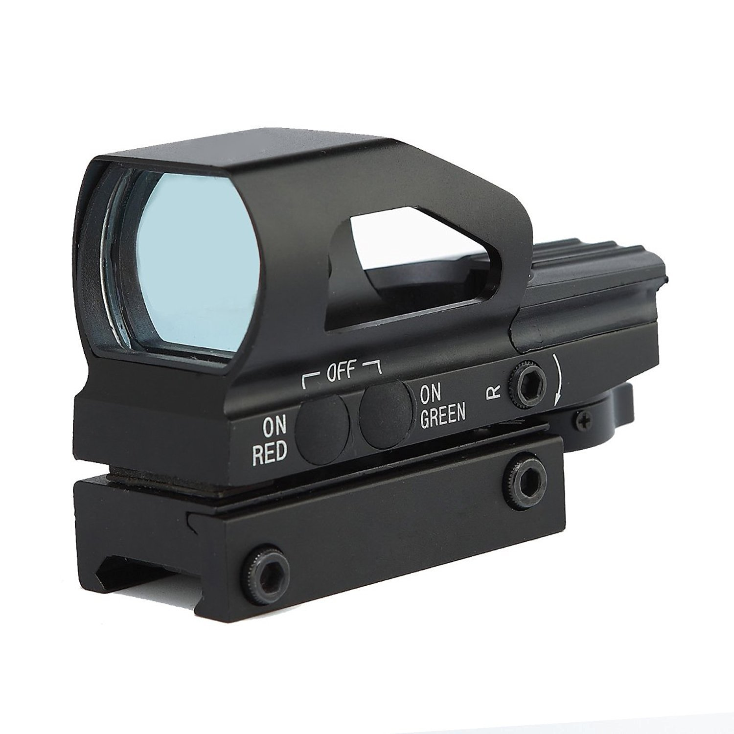 Rifle scope/Gun scope/Gun sights/Starter Packs/Scope Sight Red Dot Reflex sight- Reflex sight optic and substitute for holographic red dot sights