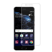Automatic Adsorption Tempered Glass Japanese Raw Material Phone Film Screen Protector for Huawei P8