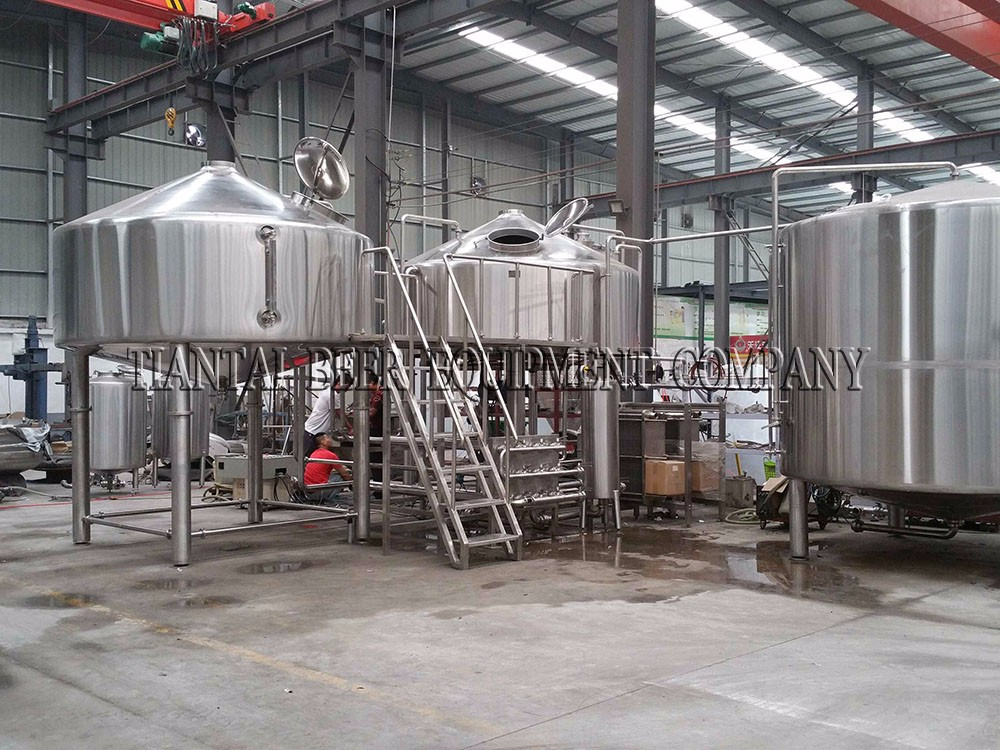10000L craft beer manufacturing equipment for beer factory brewery