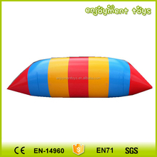 China wholesale big lake blob giant inflatable water toy for sale EB-12