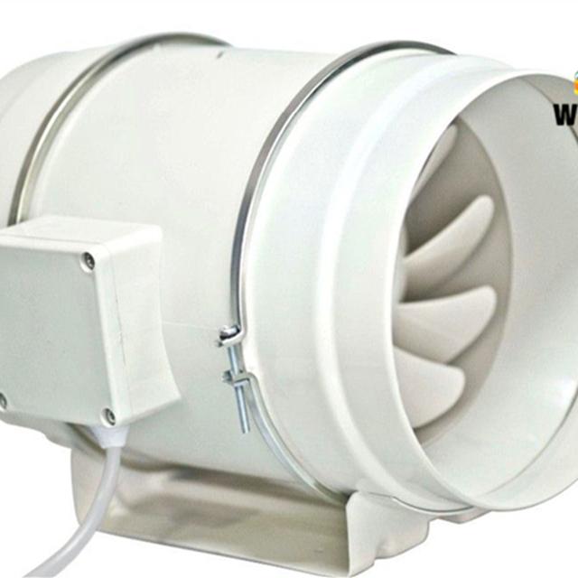 Inline Ventilation Fan/ Bathroom Exhaust Fan