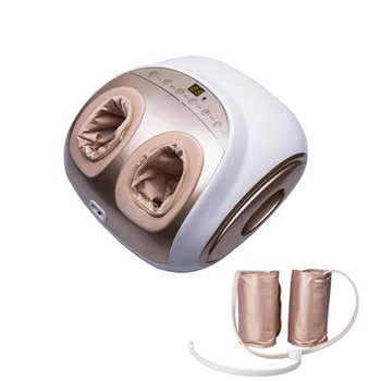 luyao blood circulation vibration massager for foot warmer leg air compression massager LY-309C