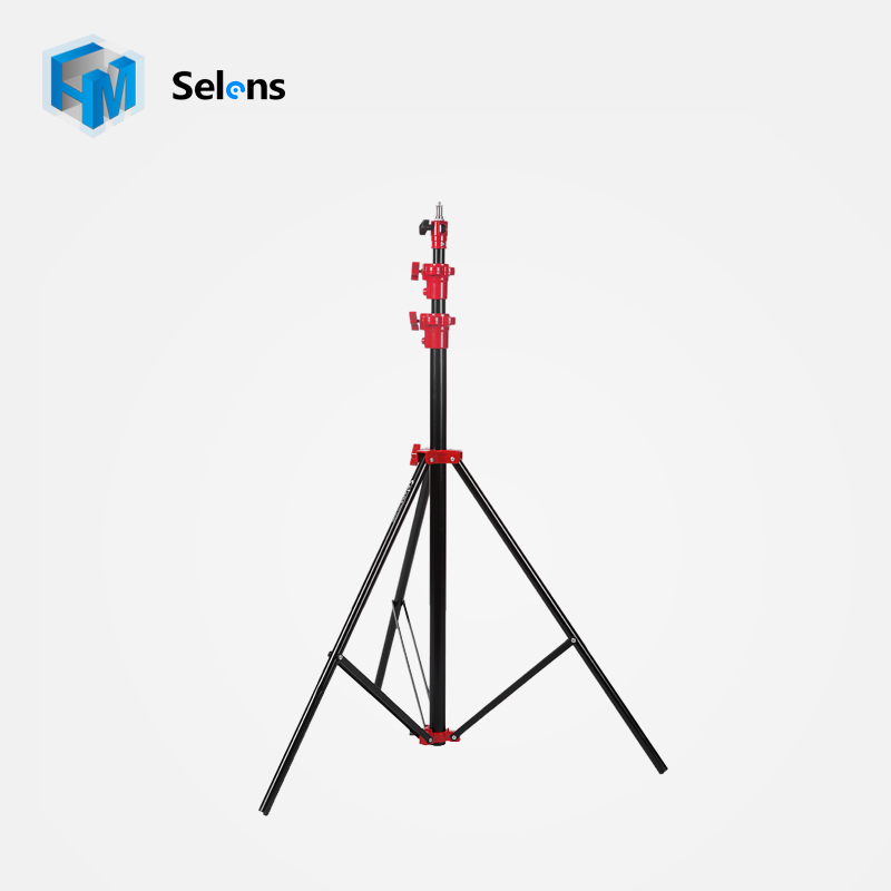 Selens SGB-3000A 300cm Air-Cushioned Heavy Duty Light Stand Tripod