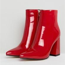Promotioneel Rode Laarzen Voor Kerst, Koop Rode Laarzen Voor