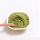 organic matcha powder with fresh leaves and natural process from tea China factory L