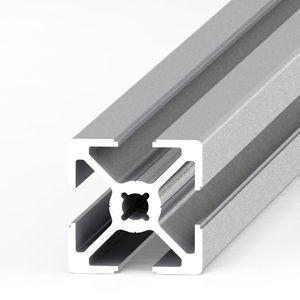 Standard Stock T Slot Aluminum Profile 15x15 with connector and T-nuts