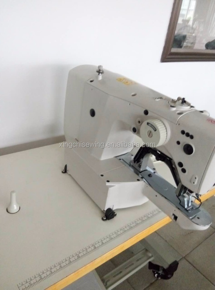 High Speed Lockstich bar tacker sewing machine 1900A