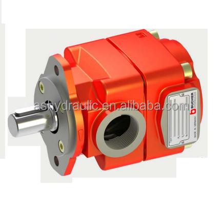 Bucher QX of QX22,QX32,QX42,QX52,QX62,QX82,QX23,QX33,QX43,QX53,QX63,QX83 hydraulic internal gear pump, Ремонт гидромоторов Bucher, Ремонт гидронасосов Bucher