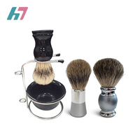 Private Label Resin Handle Wholesale Badger Hair Shaving Brush