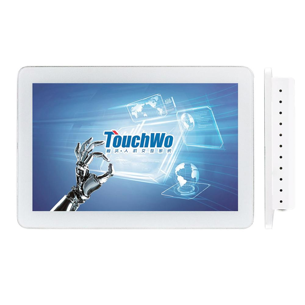 Industriële embedded tablet display 10 inch smart touch een machine/Android 6.0 system3288/condensator touch screen monitor