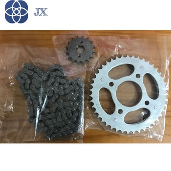 Brazil Top Quality High Performance TITAN 150 CG150 Motorcycle Chain Sprocket Kit