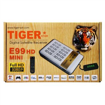 Tiger Star Digital Satellite Receiver E99 HD MINI Free To Air