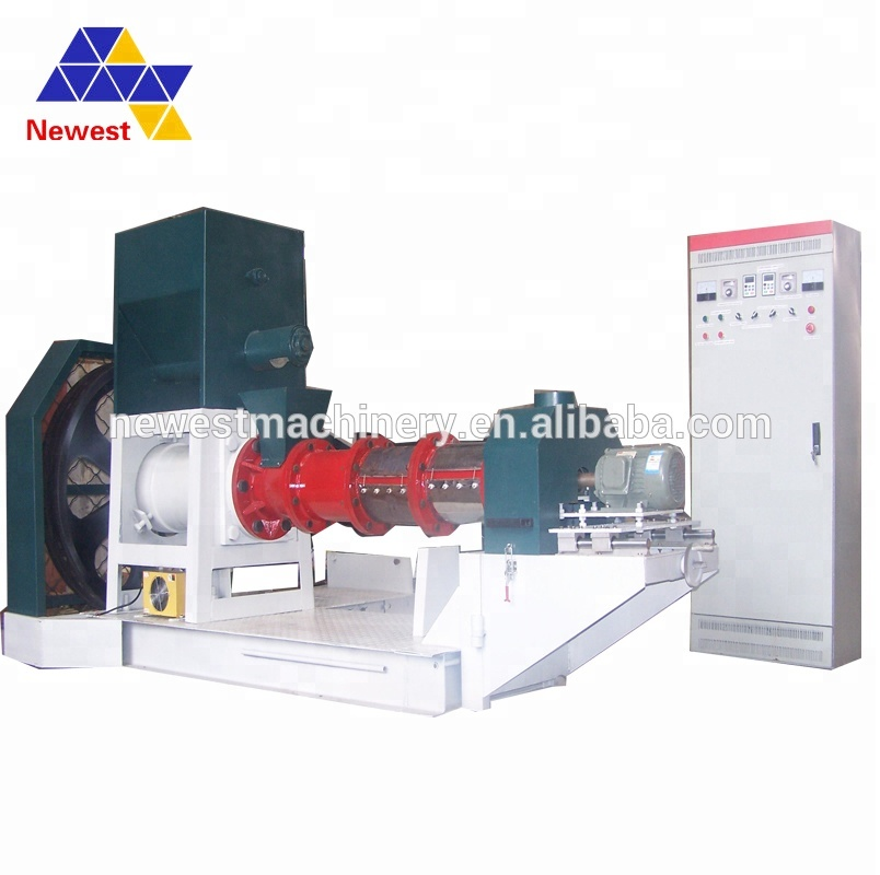 Hot sale fish feeds machinery/fish food extruder equipment/floating fish meal making machine