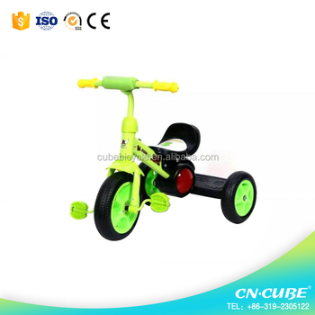24fb23d5849 China Car toy riding on metal tricycle for kids / toddlers walker best  tricycle for 2