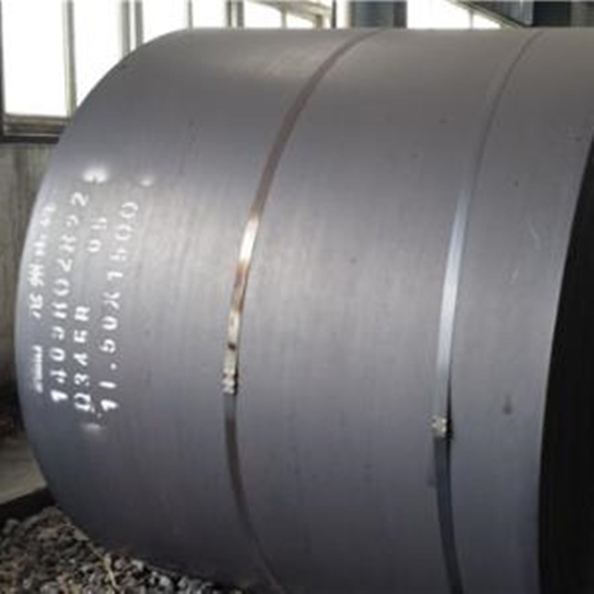 Spring Steel SAE5160 hot rolled carbon steel coil