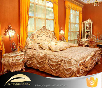 Antique Bedroom Furniture - Antique French White Rococo Bed - Buy Royal  Luxury Bedroom,Luxury Royal Bedroom Furniture Set,Antique Bedroom Furniture  ...