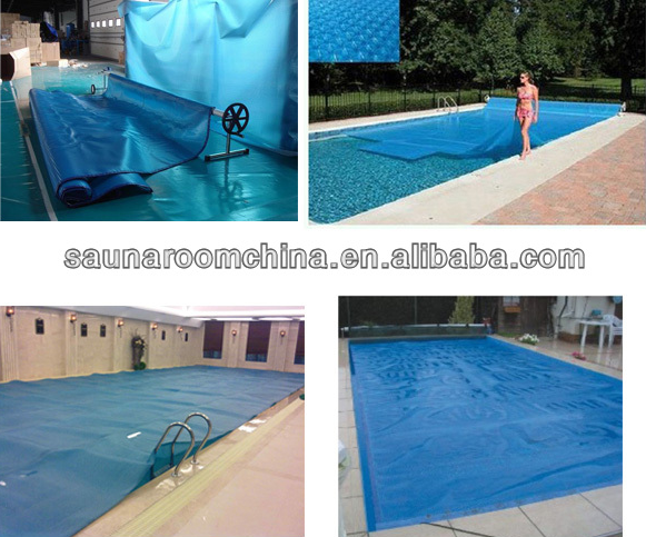 Pvc Bubble Hard Plastic Automatic Swimming Pool Cover