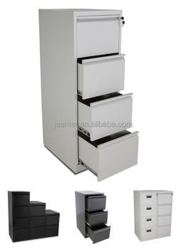 Knocked Down Steel Filing Cabinet / Steel Storage Cabinet / Cabinets For  Utility