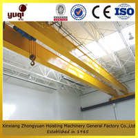 drawing customized molten ladle overhead crane used in workshop